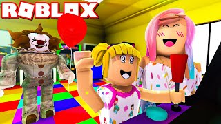 Roblox Birthday Party Story with Goldie - Titi Games