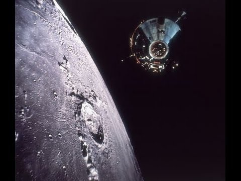 FILMING THE MOON: First Unmanned Spacecraft (720p)