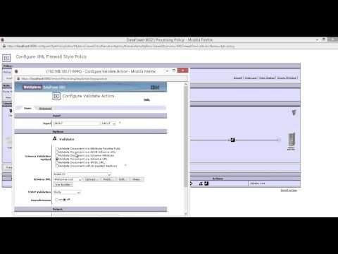 Inrtodaction to  IBM Datapower and Schema Validation Example