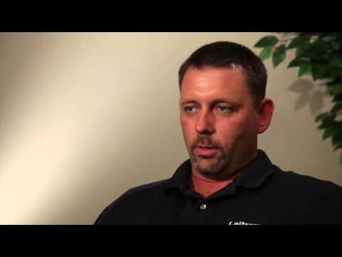 Laitram Wellness Center Testimonial - Gary
