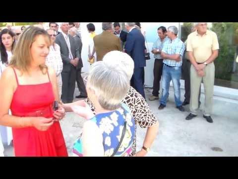 Inauguração da sede da Comissão de Melhoramentos de Vila Nova de Oliveirinha
