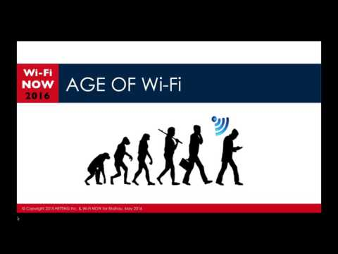 Webinar: Wi Fi, Telecom Operators and Business Models