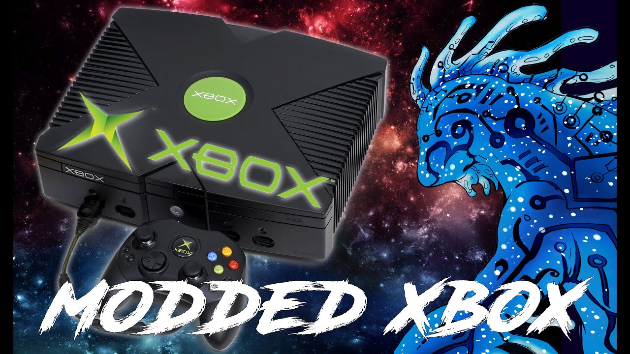 ORIGINAL Modded Xbox - Features, tips and tricks! by New Age Soldier