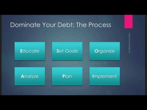 Dominate Your Debt: Interview with Rebecca Eve Selkowe