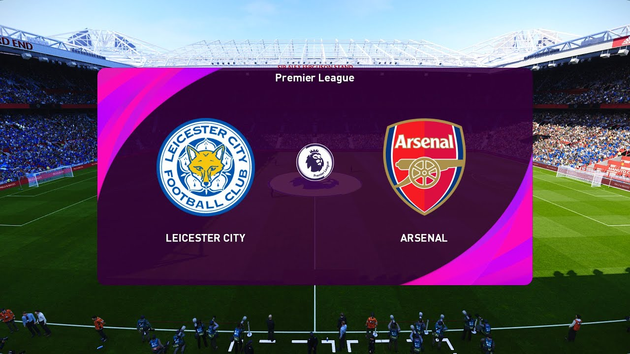 Leicester City vs Arsenal - Carabao Cup 2020/21 Gameplay - YouTube