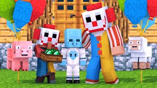 Alien Andamp Villager Life 3 - Minecraft Animation