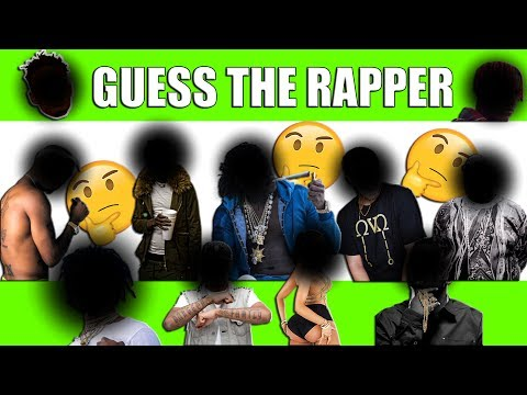 Guess The Rapper 🤔