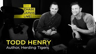 Create Work That Lasts with Todd Henry | Chase Jarvis LIVE
