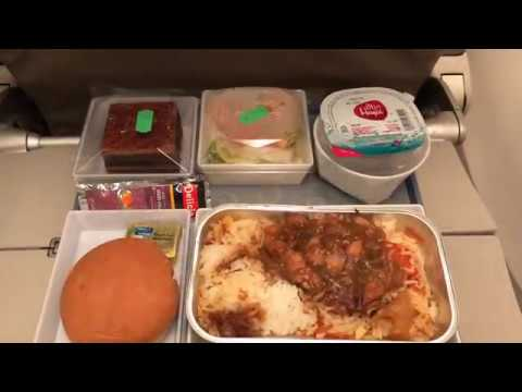 Saudi Arabian Airlines Flight Experience SV 816 Jeddah to Ja