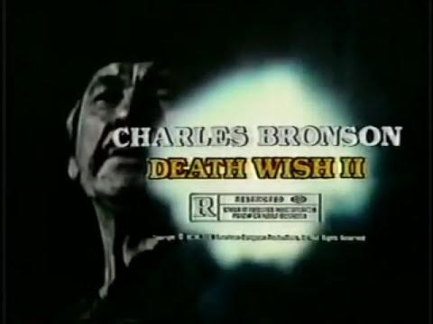 Death Wish II TV Spot #2 (1982)