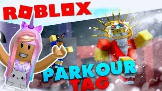 ROBLOX TAG YOU'RE IT !!! | Kunicorn Plays Roblox!