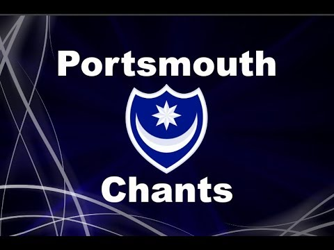 Portsmouth's Best Football Chants Video | HD W/ Lyrics ft. Play up, Pompey!