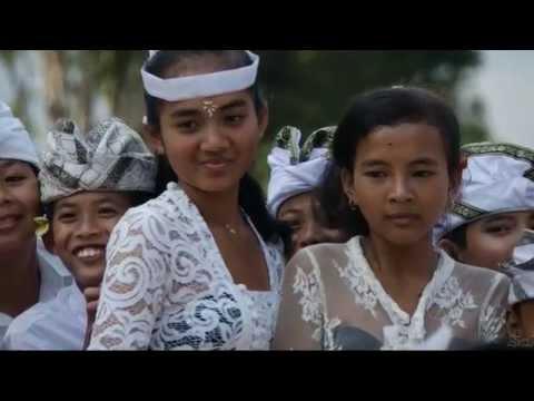 Indonesia - Bali The amazing  Subak Festivities & Komodo visit