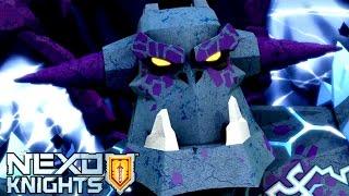 ГРИМРОК ! Lego Nexo Knights - Игра про Мультики Лего Нексо Найтс 2017 Видео для Детей