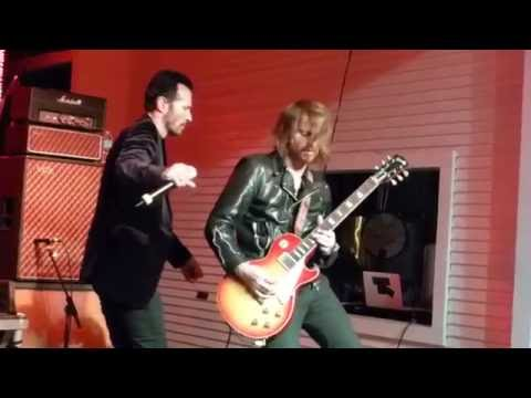 Scott Weiland & The Wildabouts -  The Jean Genie (David Bowie cover) LIVE 4/28/15