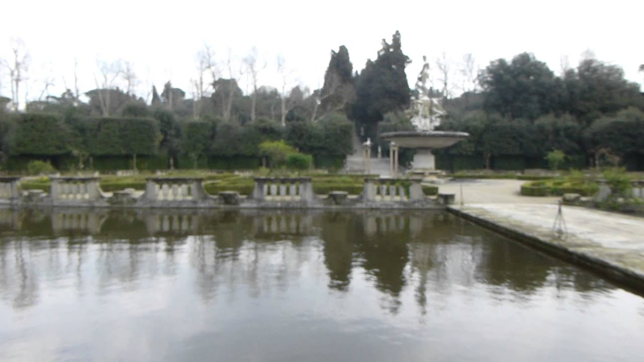 Jardins de Boboli  Florence