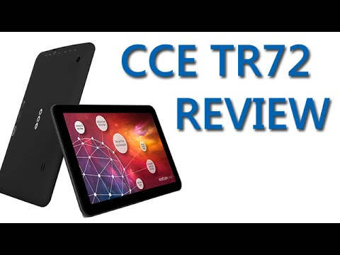 Review: Tablet CCE TR72 - Android 4.2 Dual Core 1GB Ram