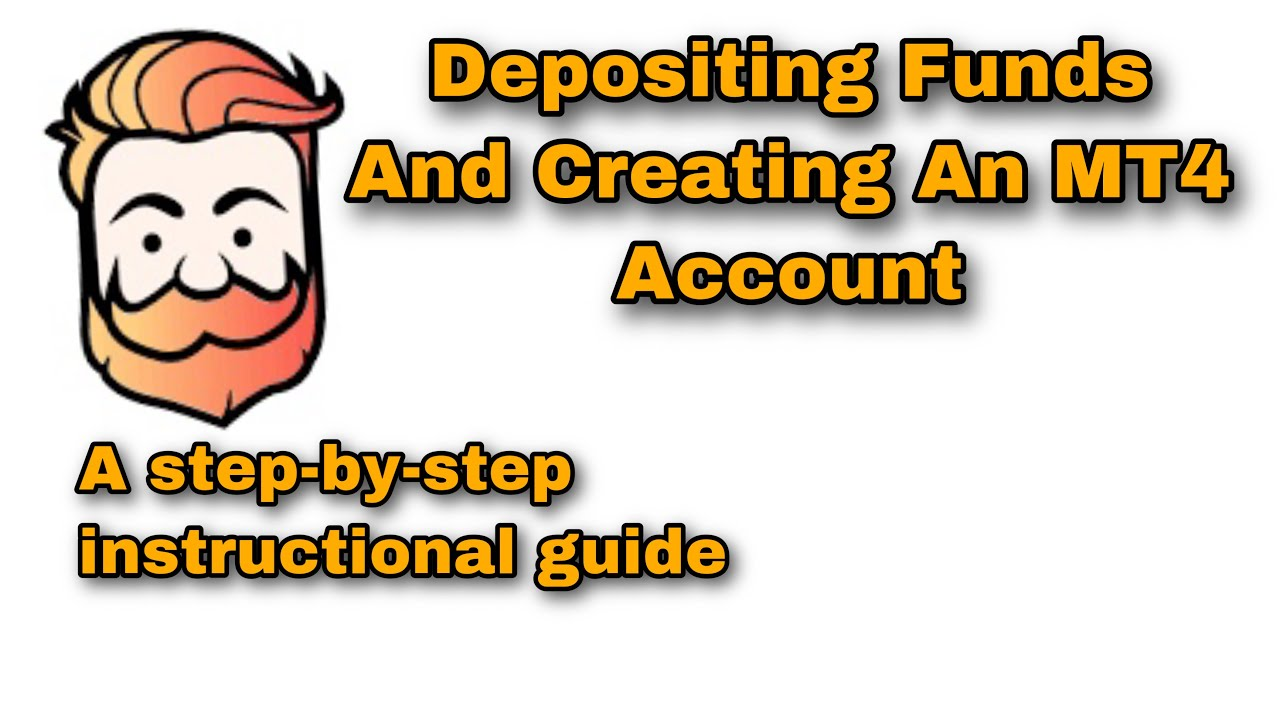 Finding A Forex Broker - Depositing Money and Creating an MT4 MetaTrader 4 Account