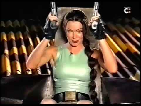 Nell McAndrew  Lara Croft Tomb Raider III