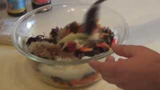 Фунчоза: рецепт приготовления.