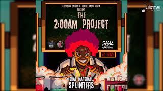 shal marshall splinters 2am project 2018 soca hd
