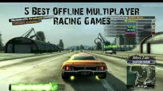 5 Best Offline Multiplayer Racing Games