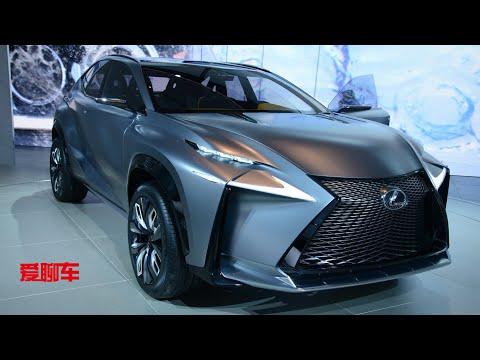雷克萨斯NX明年换代!TNGA架构,外型太酷了   Lexus