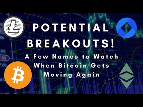 BTC Ready to Breakout? | Watch these Names Here!