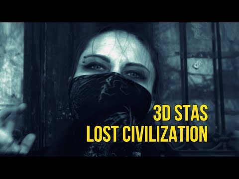 3D Stas - Lost Civilization (Official Video)