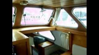 vedette cabine  arr.  11 m  120 cv  perkins