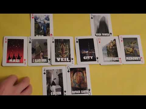 Michael Jackson Murder - Playing Card Divination and Fortune Telling: The Magi Method