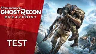 GHOST RECON BREAKPOINT : Un gâchis ? TEST