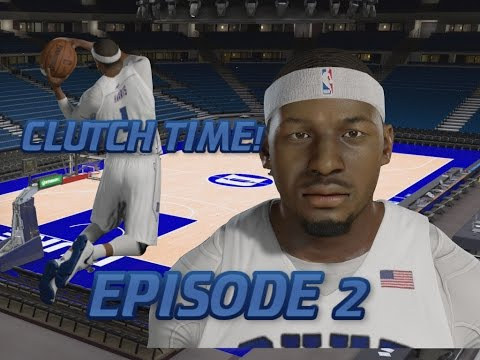 "The NBA 2K17 Harris ""Life Of A Baller"" Story Ep. 2 - Duke Vs Kansas! - Close Game! -"