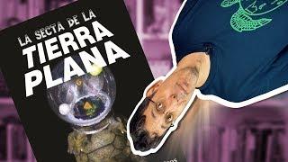 La secta de la Tierra Plana, Óscar Alarcia