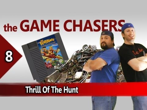 The Game Chasers Ep 8  Thrill Of The Hunt