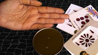 vuclip How To Apply Full Hand Mehandi using cello tape and Bindi Stickers Easily at Home   Mehandi designs