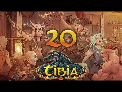 20 Anos de Aventura (Tibia - Cipsoft) (Video)