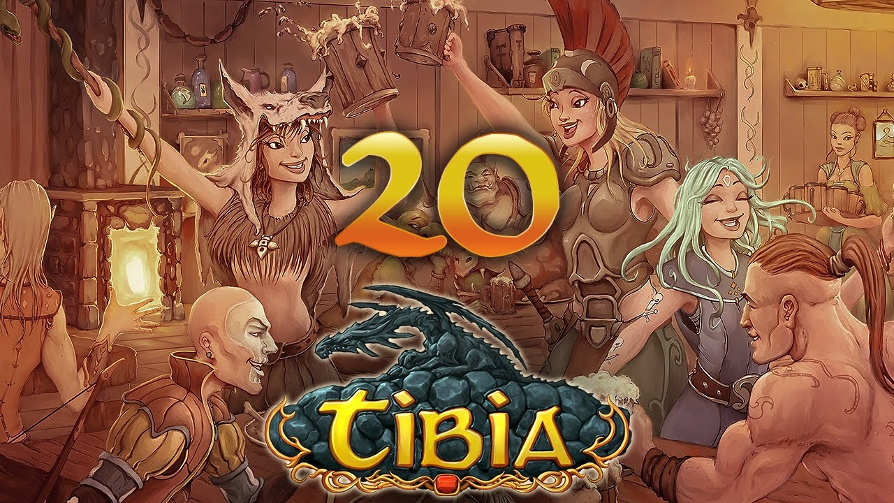 Whatever happened to Tibia, The Realm Online, and Meridian 59