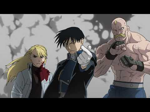 EPIC/INSANE Fullmetal Alchemist: Brotherhood MOMENTS HD