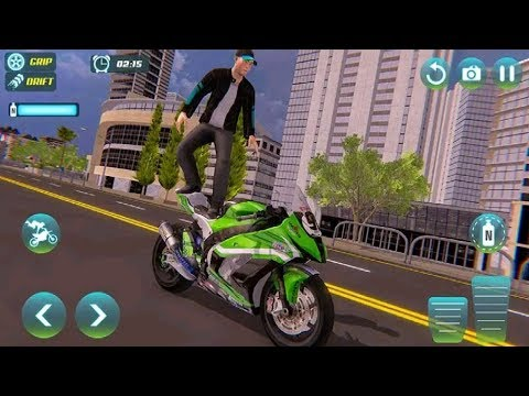 City Bike Driving Simulator 3d Game #Real Motorcycle Driver #Bike Games For Android #Games To Play