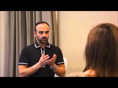 ANDREA BOVERO  E LE 3 ANIME DELLA COMUNICAZIONE - PER HAIR BEAUTY CONSULTANT
