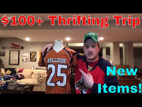 Mega Thrifting Bins Haul $100+, Unboxing and Hangout Q&A! Plus I Bought Something for Myself!