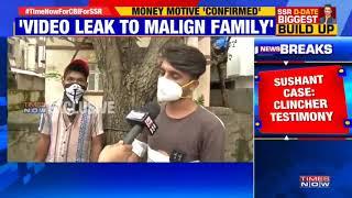 Listen Ambulance guy Vishal Bandgar and helper who was at Sushant Singh Rajput apartment