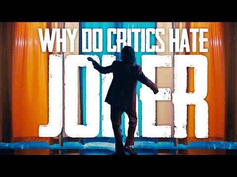 Why Do Critics Hate Joker? | Video Essay