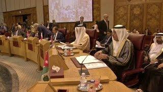 وزراء الخارجية العرب يرحبون بمبادرة مصرية حول غزة