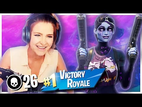 26 KILLS COMBINED DUOS VS SQUADS w/ Reverse2k! (Fortnite: Battle Royale) | KittyPlays