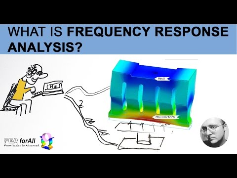 What is frequency response analysis - FEA for All