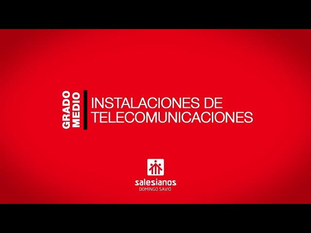 Instalaciones de Telecomunicaciones Grado Medio