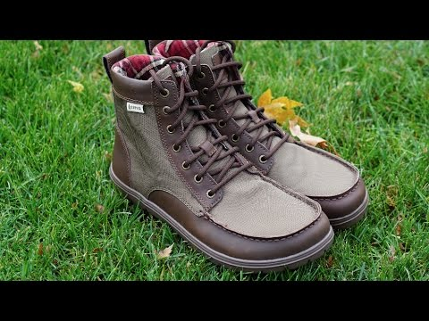 8ac033cf5ce The world's most comfortable travel boots! Review: Lems Packable Boulder  Boot