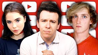 Video Why A Controversial Change Has The Internet Angry at Logan Paul, Youtube, and More... download MP3, 3GP, MP4, WEBM, AVI, FLV Maret 2018